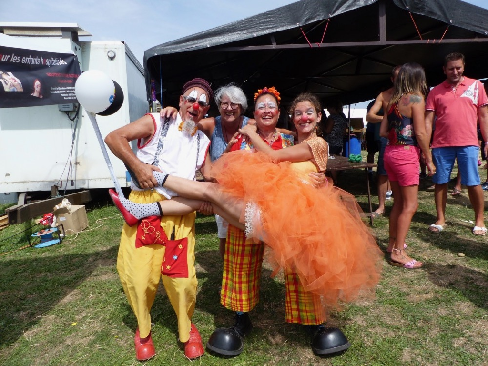 Association : « Soleil de clown »